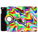 Irritation Colorful Dream Apple iPad Mini Flip 360 Case Front