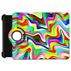 Irritation Colorful Dream Kindle Fire Hd Flip 360 Case