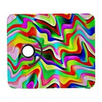 Irritation Colorful Dream Samsung Galaxy S  III Flip 360 Case Front