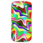 Irritation Colorful Dream Samsung Galaxy S3 S III Classic Hardshell Back Case Front
