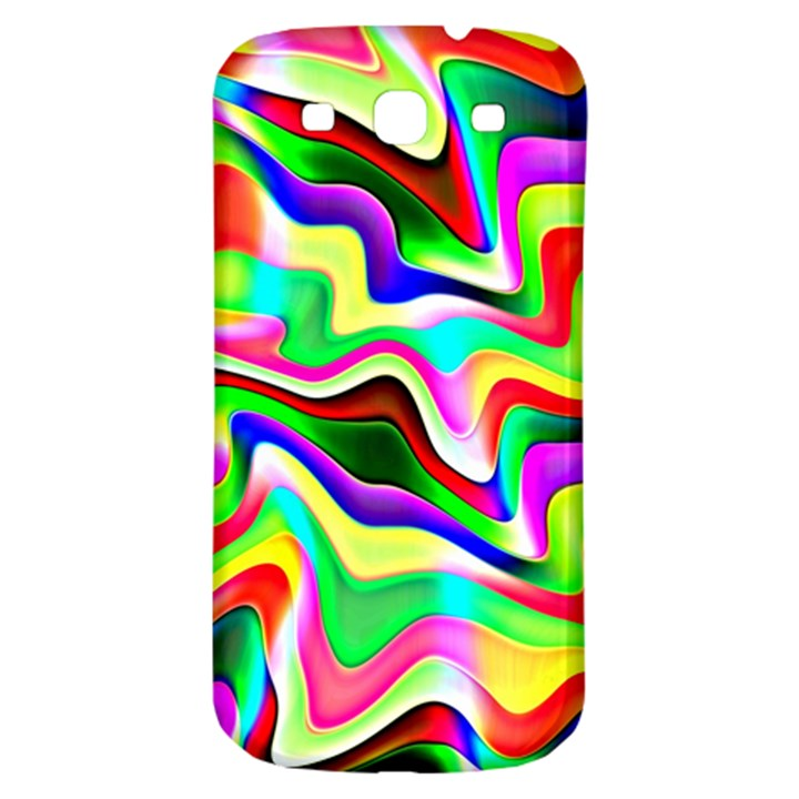 Irritation Colorful Dream Samsung Galaxy S3 S III Classic Hardshell Back Case