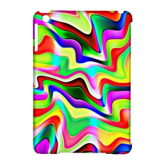 Irritation Colorful Dream Apple Ipad Mini Hardshell Case (compatible With Smart Cover)