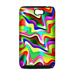 Irritation Colorful Dream Samsung Galaxy Note 2 Hardshell Case (PC+Silicone)