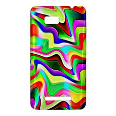 Irritation Colorful Dream HTC One SU T528W Hardshell Case