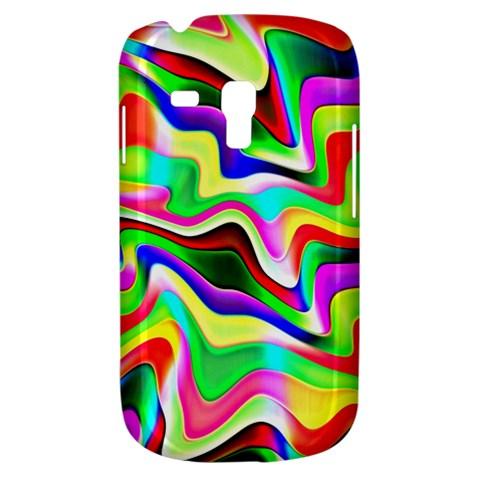 Irritation Colorful Dream Samsung Galaxy S3 MINI I8190 Hardshell Case