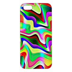 Irritation Colorful Dream Apple iPhone 5 Premium Hardshell Case