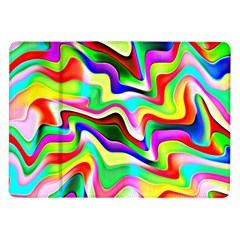 Irritation Colorful Dream Samsung Galaxy Tab 10 1  P7500 Flip Case