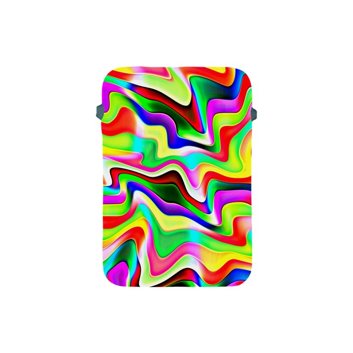 Irritation Colorful Dream Apple iPad Mini Protective Soft Cases