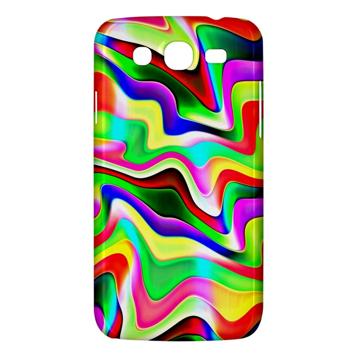Irritation Colorful Dream Samsung Galaxy Mega 5.8 I9152 Hardshell Case