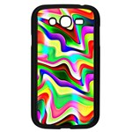 Irritation Colorful Dream Samsung Galaxy Grand DUOS I9082 Case (Black) Front
