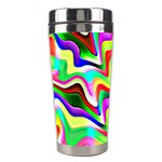Irritation Colorful Dream Stainless Steel Travel Tumblers Center