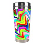 Irritation Colorful Dream Stainless Steel Travel Tumblers Right
