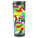 Irritation Colorful Dream Travel Tumbler Left
