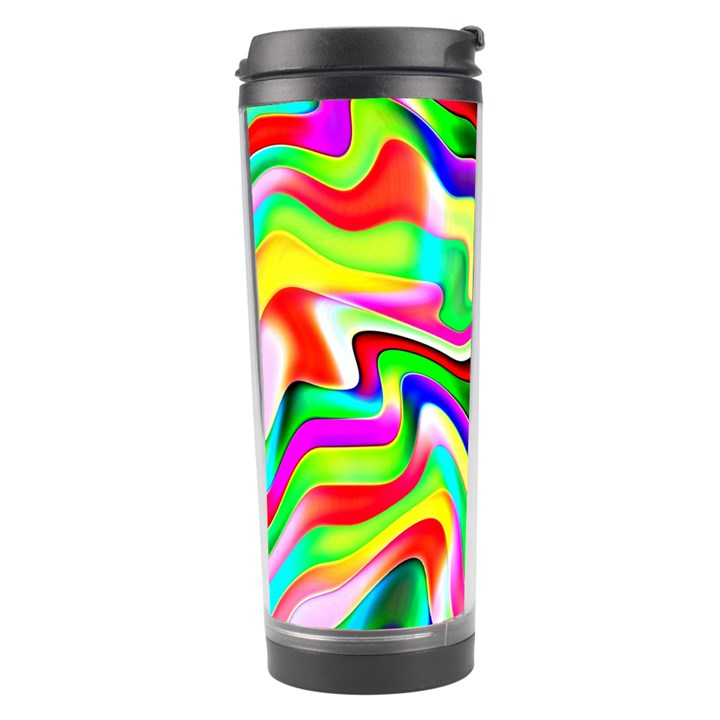Irritation Colorful Dream Travel Tumbler