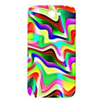Irritation Colorful Dream Samsung Note 2 N7100 Hardshell Back Case Front
