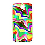 Irritation Colorful Dream Samsung Galaxy S4 I9500/I9505  Hardshell Back Case Front