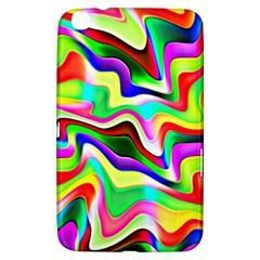 Irritation Colorful Dream Samsung Galaxy Tab 3 (8 ) T3100 Hardshell Case