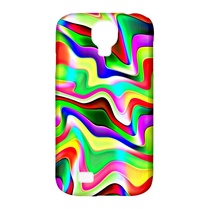 Irritation Colorful Dream Samsung Galaxy S4 Classic Hardshell Case (PC+Silicone)
