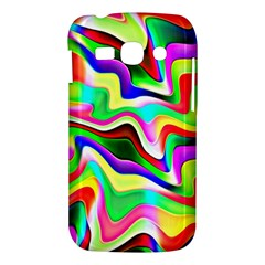 Irritation Colorful Dream Samsung Galaxy Ace 3 S7272 Hardshell Case