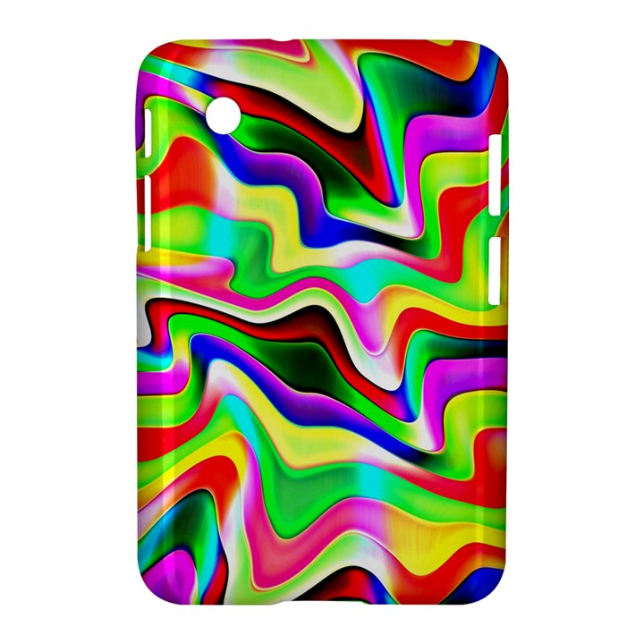 Irritation Colorful Dream Samsung Galaxy Tab 2 (7 ) P3100 Hardshell Case