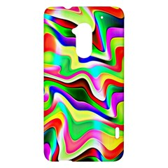 Irritation Colorful Dream HTC One Max (T6) Hardshell Case