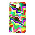 Irritation Colorful Dream Samsung Galaxy Note 3 N9005 Hardshell Back Case Front