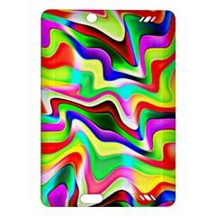 Irritation Colorful Dream Amazon Kindle Fire HD (2013) Hardshell Case