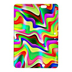 Irritation Colorful Dream Kindle Fire HDX 8.9  Hardshell Case