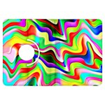 Irritation Colorful Dream Kindle Fire HDX Flip 360 Case Front