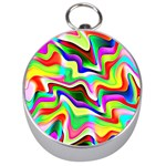 Irritation Colorful Dream Silver Compasses Front