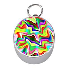 Irritation Colorful Dream Mini Silver Compasses