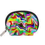 Irritation Colorful Dream Accessory Pouches (Small)  Front