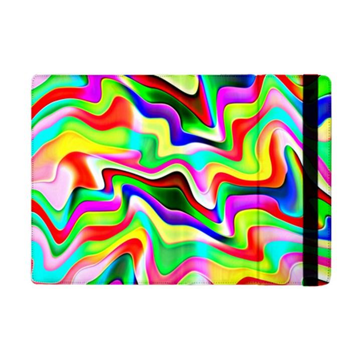 Irritation Colorful Dream iPad Mini 2 Flip Cases