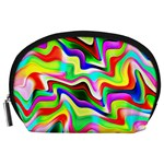 Irritation Colorful Dream Accessory Pouches (Large)  Front