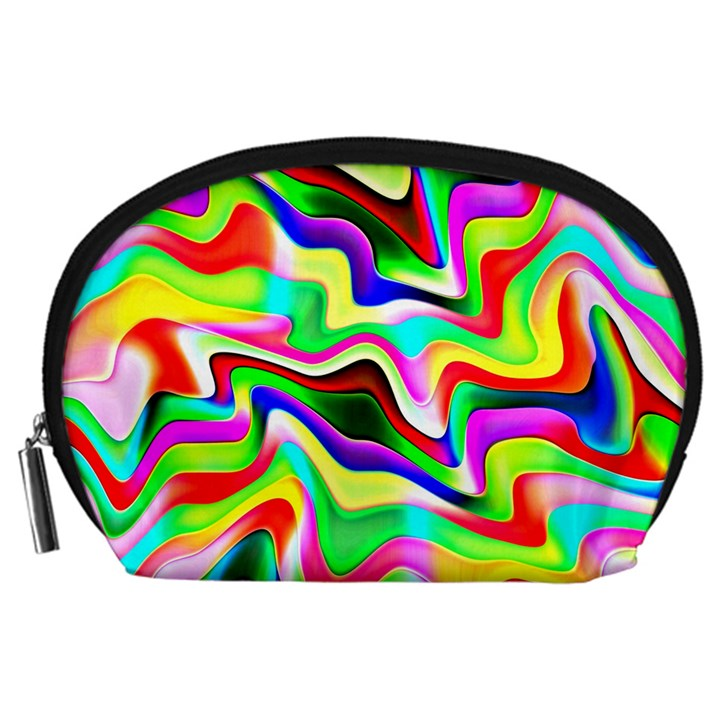 Irritation Colorful Dream Accessory Pouches (Large)