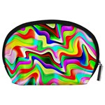 Irritation Colorful Dream Accessory Pouches (Large)  Back