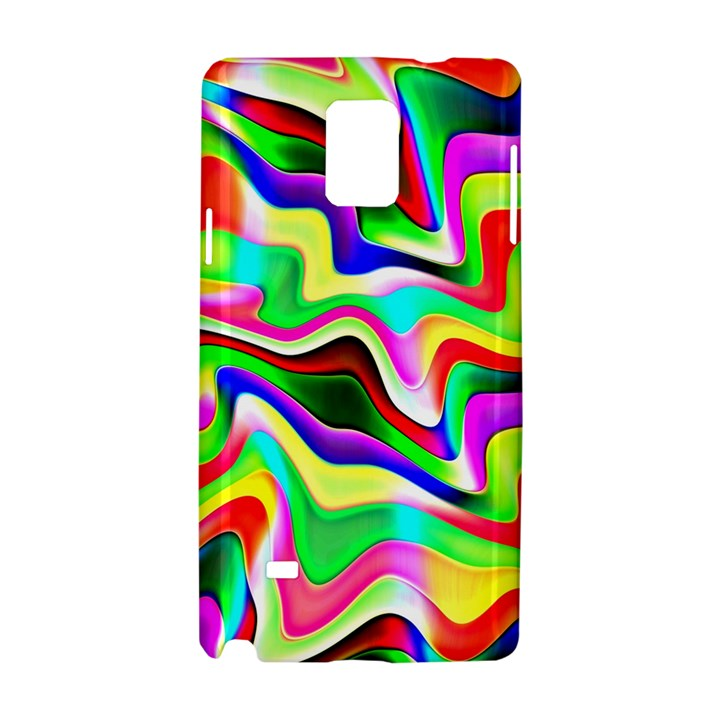 Irritation Colorful Dream Samsung Galaxy Note 4 Hardshell Case