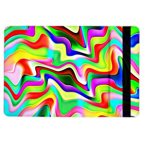 Irritation Colorful Dream iPad Air 2 Flip