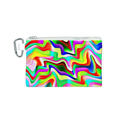 Irritation Colorful Dream Canvas Cosmetic Bag (S)