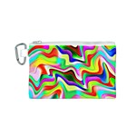 Irritation Colorful Dream Canvas Cosmetic Bag (S) Front