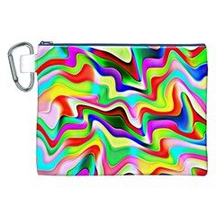 Irritation Colorful Dream Canvas Cosmetic Bag (xxl)