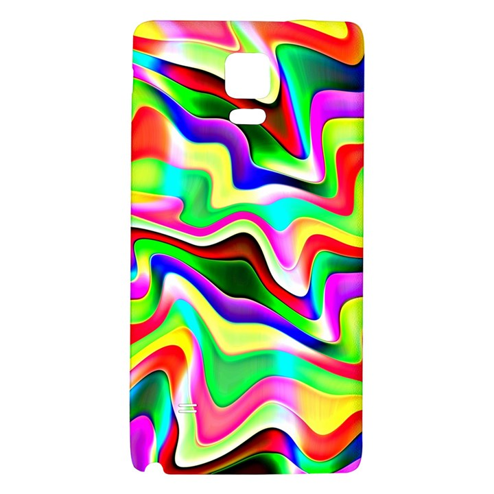 Irritation Colorful Dream Galaxy Note 4 Back Case
