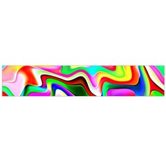 Irritation Colorful Dream Flano Scarf (Large)