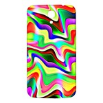 Irritation Colorful Dream Samsung Galaxy Mega I9200 Hardshell Back Case Front