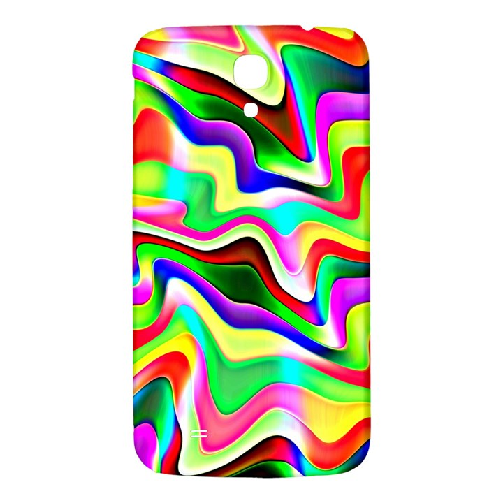Irritation Colorful Dream Samsung Galaxy Mega I9200 Hardshell Back Case