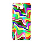Irritation Colorful Dream Samsung Galaxy Alpha Hardshell Back Case Front