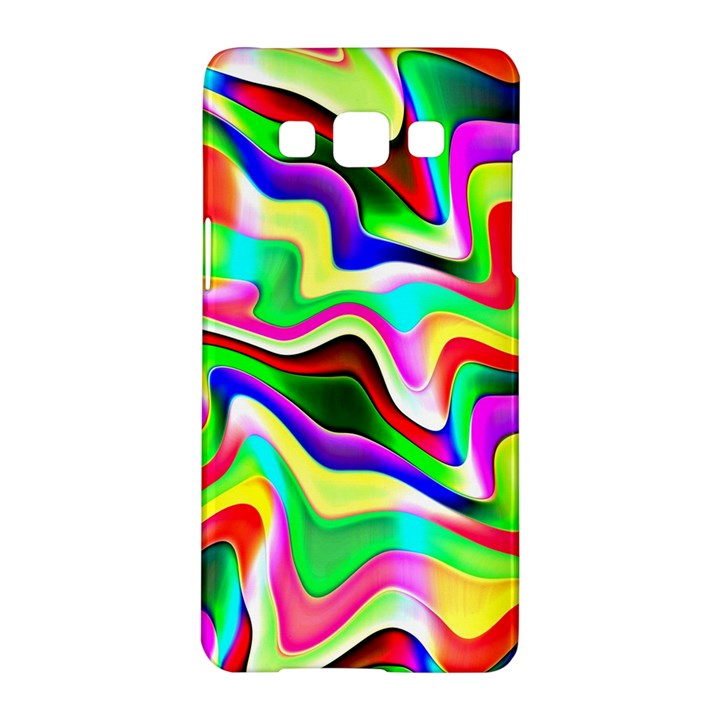 Irritation Colorful Dream Samsung Galaxy A5 Hardshell Case