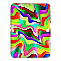 Irritation Colorful Dream Samsung Galaxy Tab 4 (10 1 ) Hardshell Case