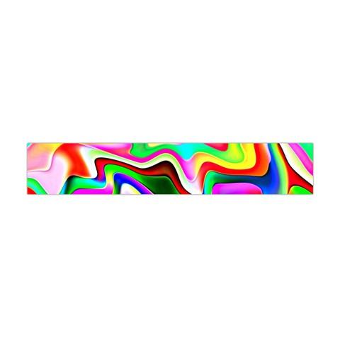 Irritation Colorful Dream Flano Scarf (Mini)