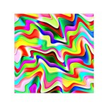 Irritation Colorful Dream Small Satin Scarf (Square) Front